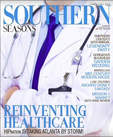 Southern Seasons Fall 2018 Cover Story